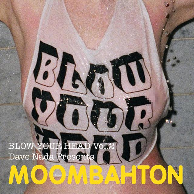 Couverture de Blow Your Head, Vol. 2: Dave Nada Presents Moombahton