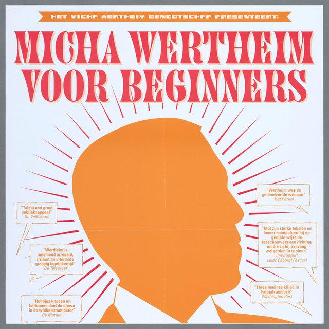 Micha Wertheim Voor Beginners