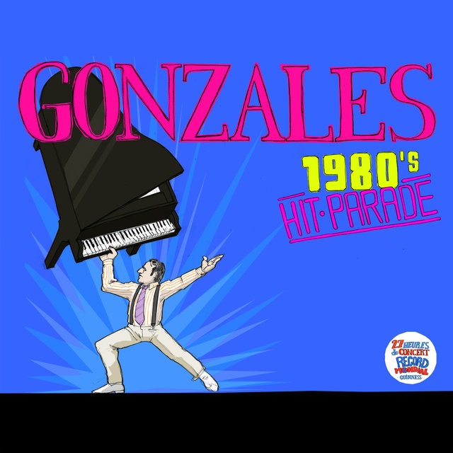 Le Guinness World Record '1980's Hit Parade'