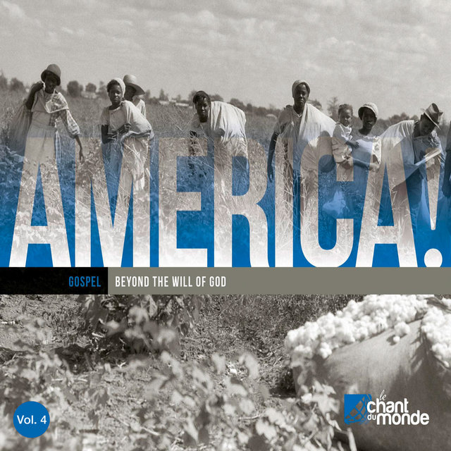 Couverture de America, Vol. 4: Gospel: Beyond the Will of God