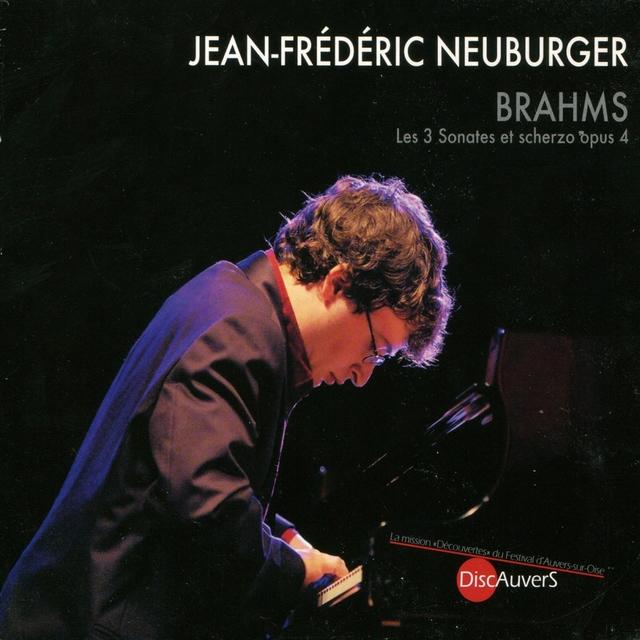 Brahms: Sonates, Jean Frédéric Neuburger