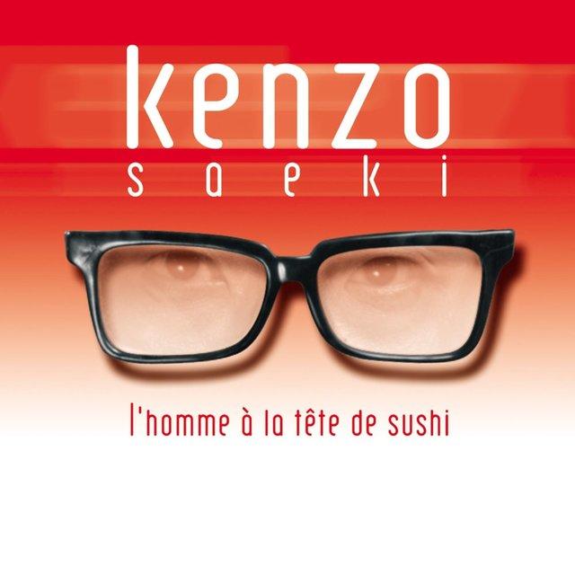 L'Homme à La Tête de Sushi