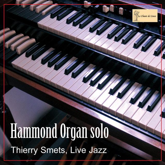 Couverture de Hammond Organ Solo (Live)