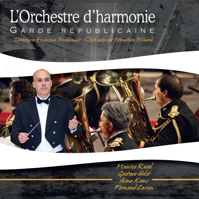 Ravel, Holst, Kunc & Carion