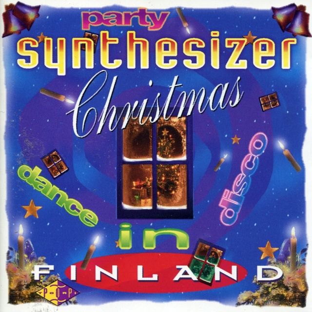 Synthesizer Christmas In Finland