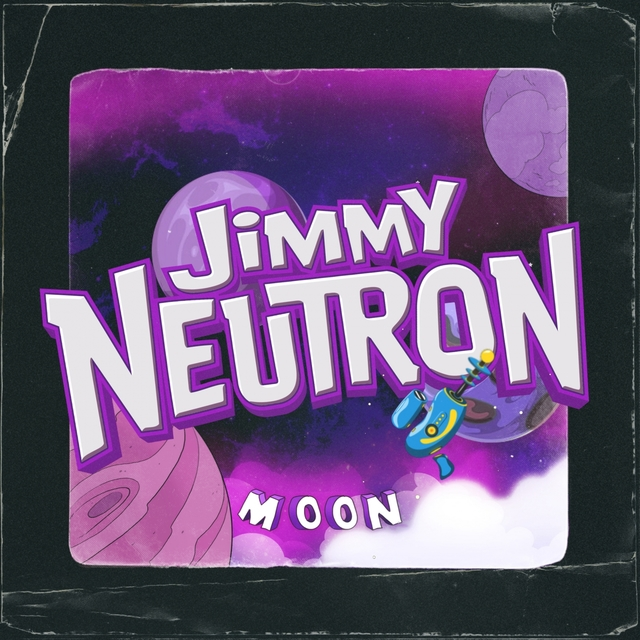 Couverture de Jimmy Neutron