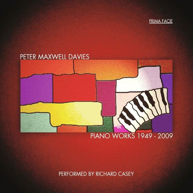Maxwell Davies: Piano Works (1949-2009)