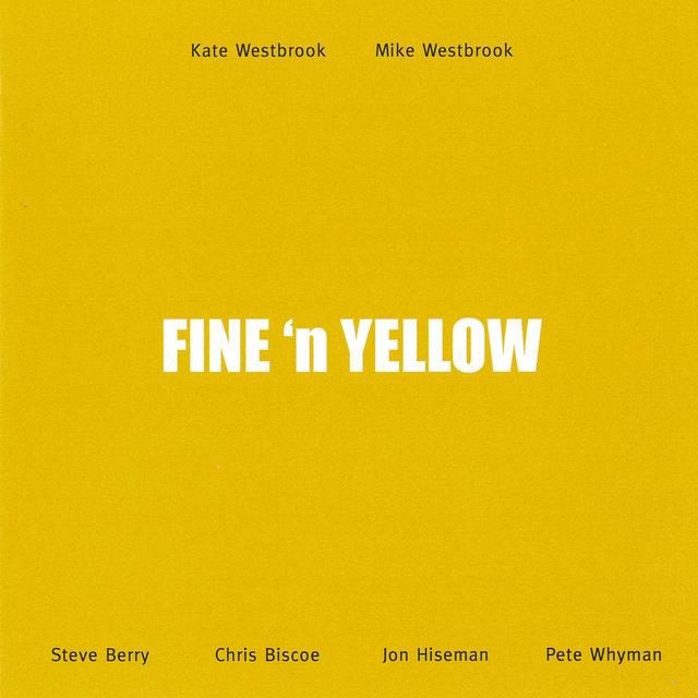 Couverture de Fine 'n Yellow