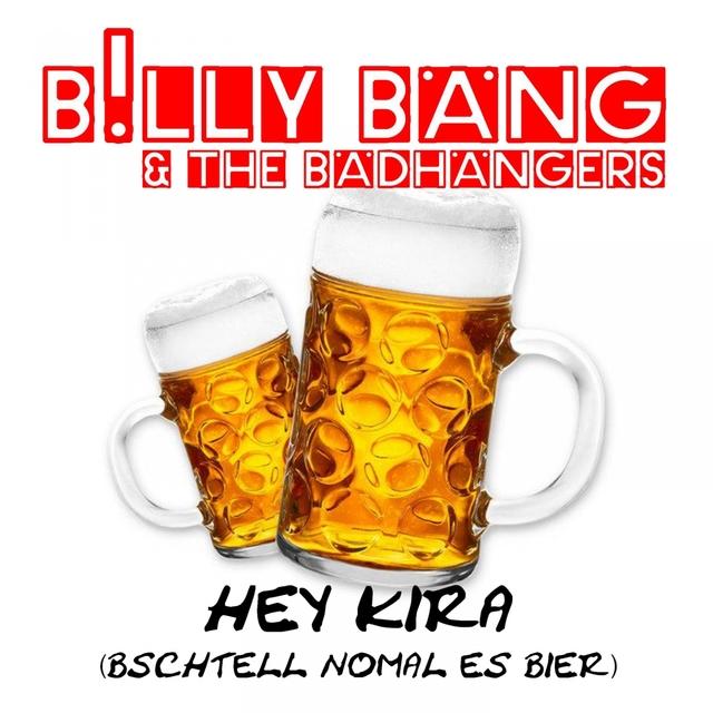 Hey Kira (Bschtell nomal es Bier)