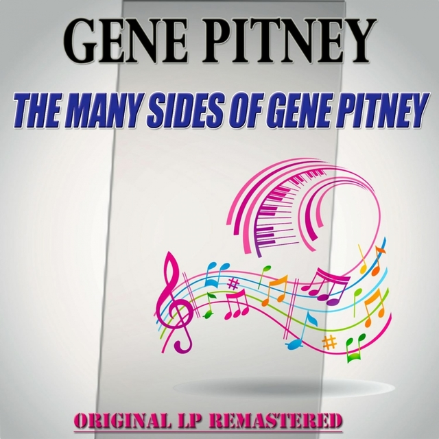 The Many Sides of Gene Pitney - Original Lp Remastered