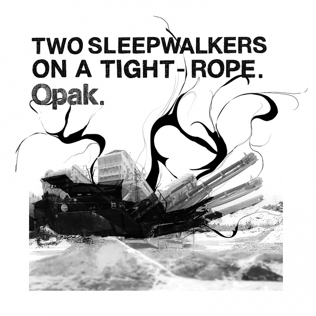 Two Sleepwalkers on a Tight​-​Rope