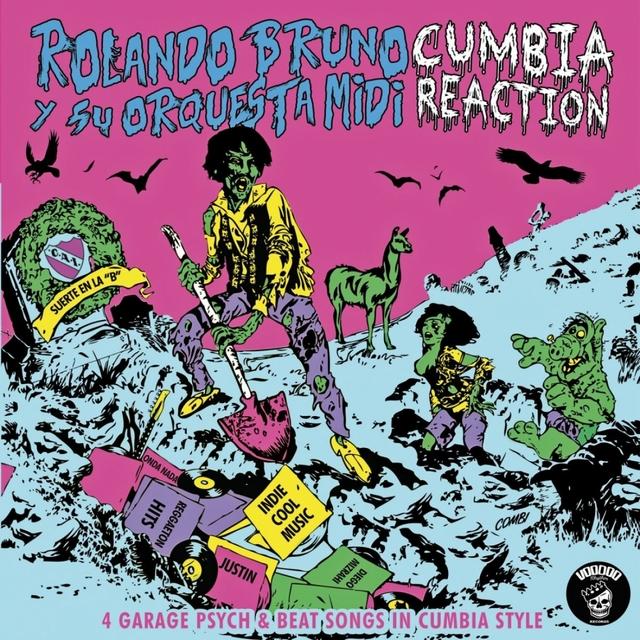 Cumbia Reaction