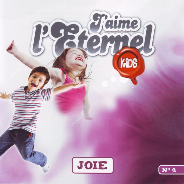 J'aime l'Eternel - Kids No. 4 (Joie)