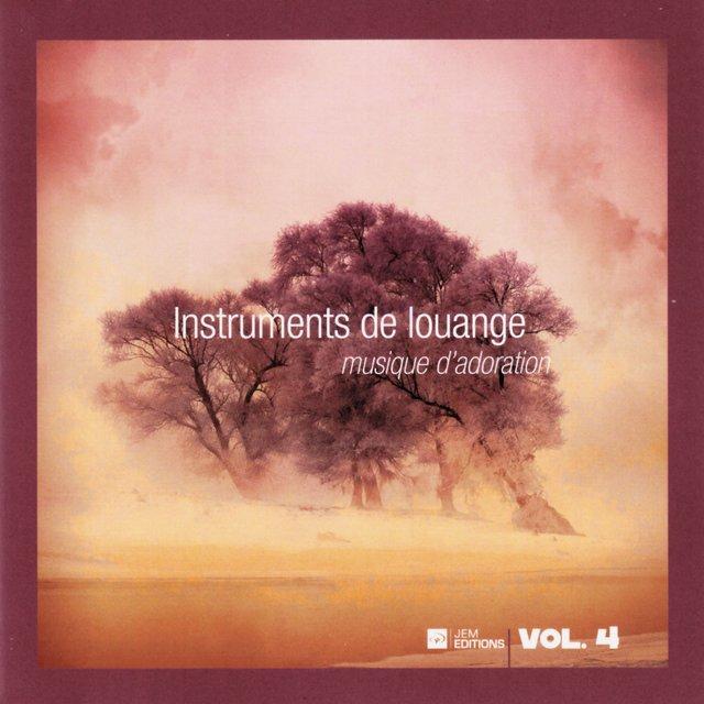 Instruments de louange, Vol. 4 (Musique d'adoration)