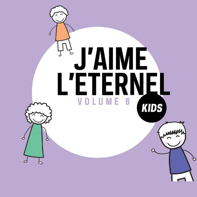 J'aime l'Eternel - Kids, Vol. 6