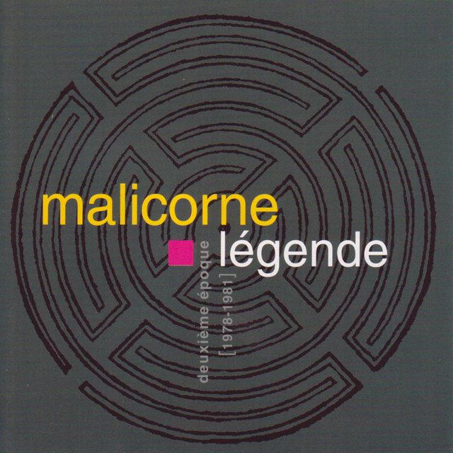 Légende (Deuxième époque: 1978-1981)