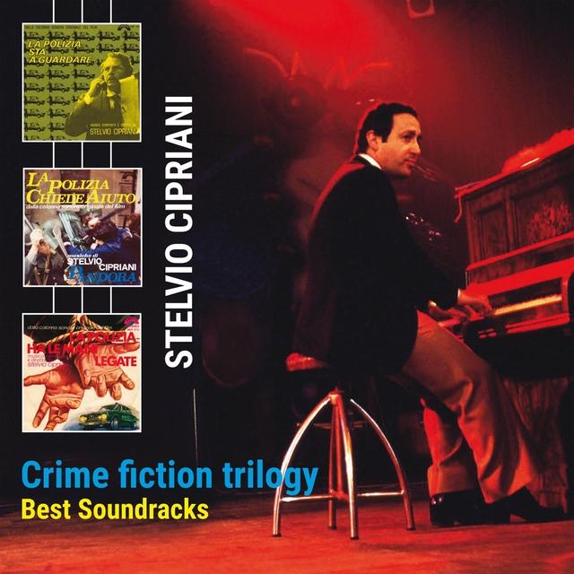 Crime Fiction Trilogy