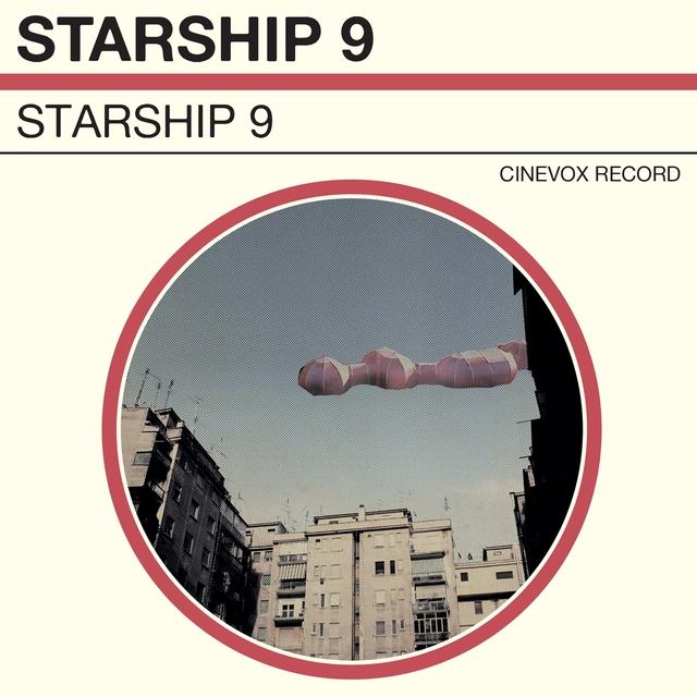 Couverture de Starship 9