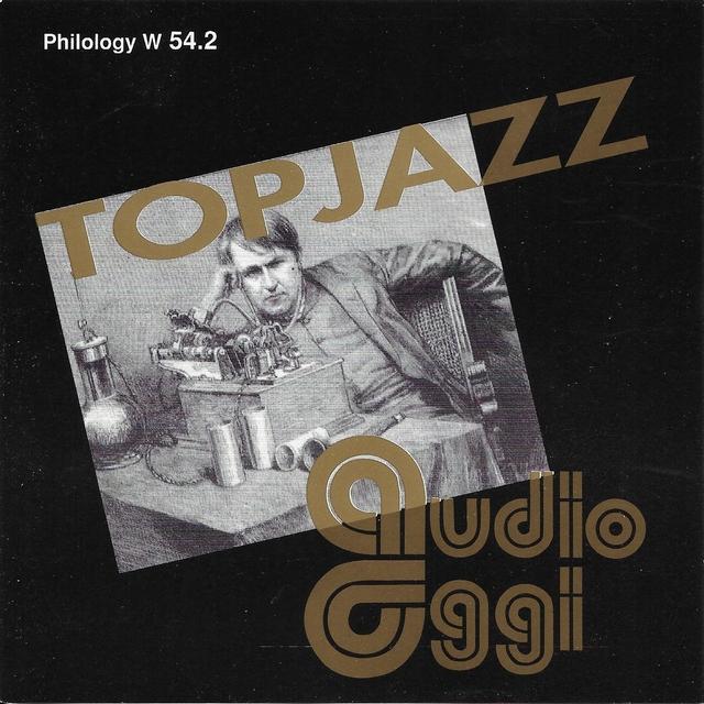 Couverture de TopJazz Audio Oggi
