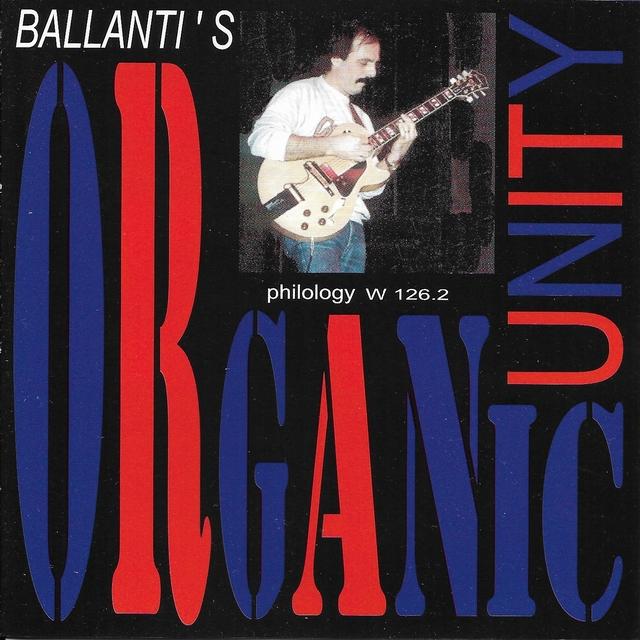 Ballanti's Organic Unity