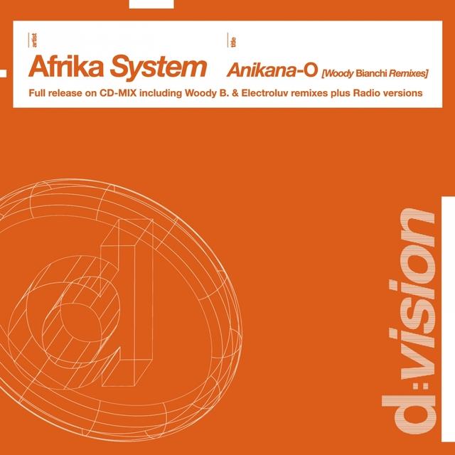 Anikana-O (Woody Bianchi Remixes)