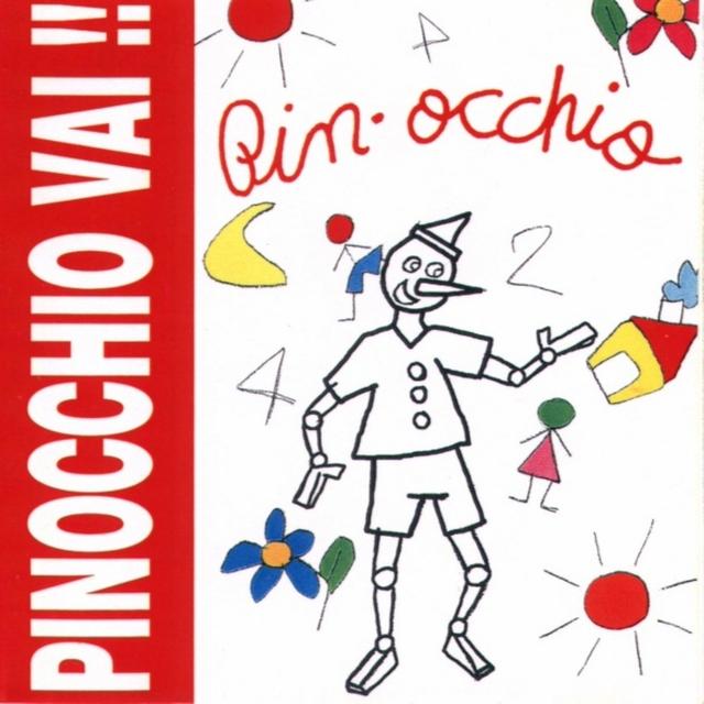 Couverture de Pinocchio vai!!