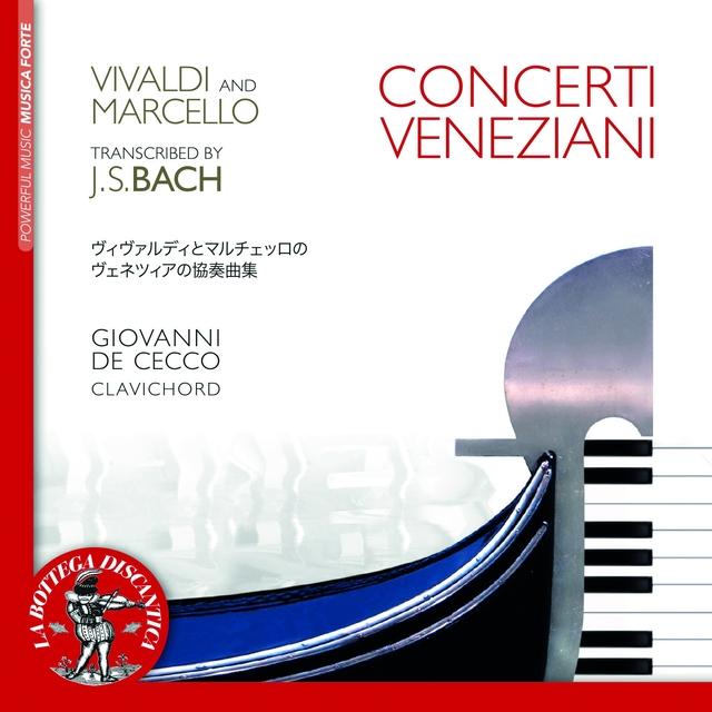 Bach: Concerti veneziani on Clavichord