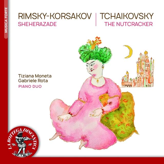 Rimsky-Korskakov and Tchaikovsky for Piano Four Hands