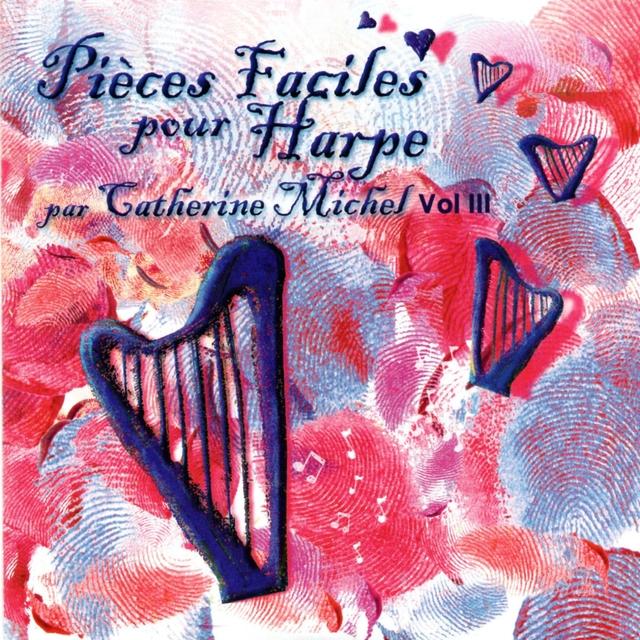 Pièces faciles pour harpe, Vol. 3