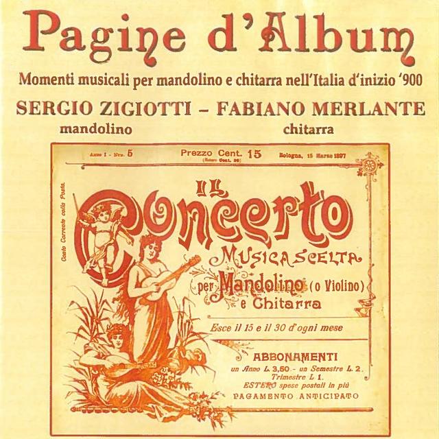 Pagine d'album