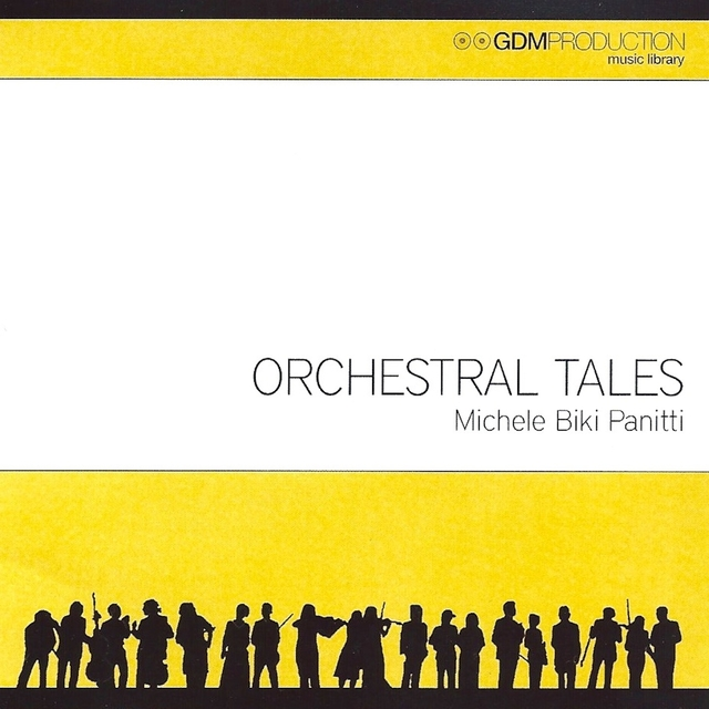 GDM Production Music Library: Orchestral Tales
