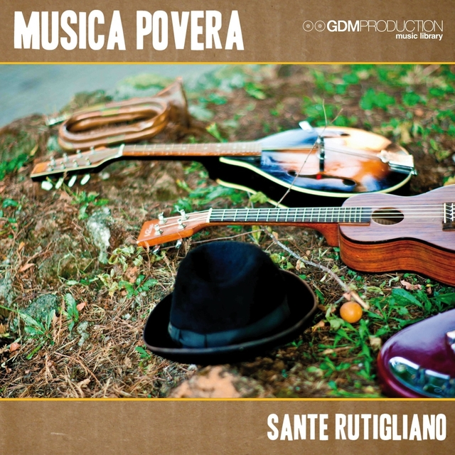 GDM Production Music Library: Musica povera