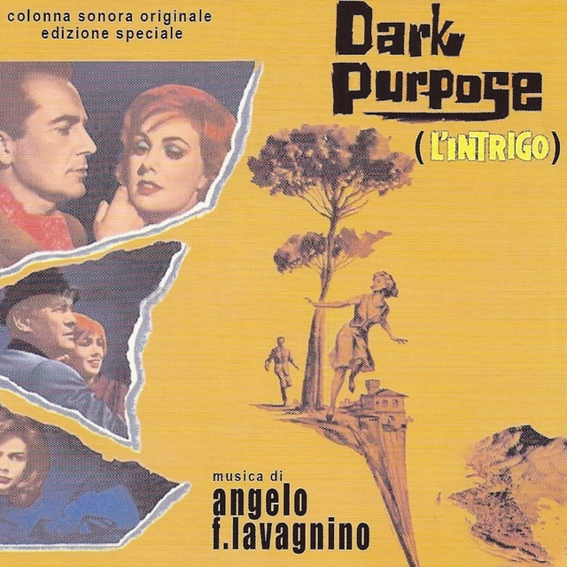 Dark Purpose - L'intrigo