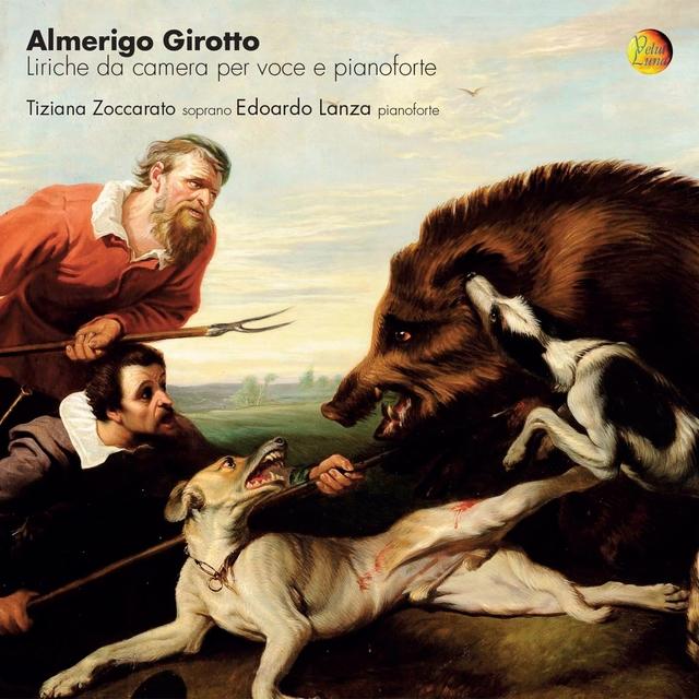 Almerigo Girotto: Liriche da camera per voce e pianoforte