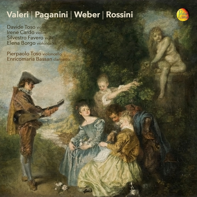 Valeri, Paganini, Weber & Rossini