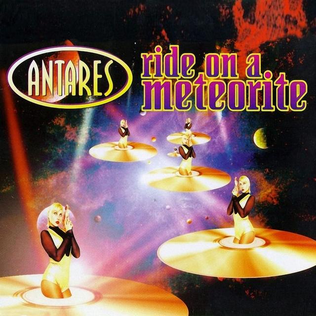 Couverture de Ride On a Meteorite