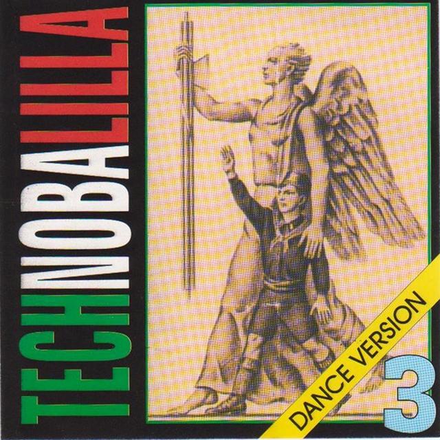Technobalilla Volume 3