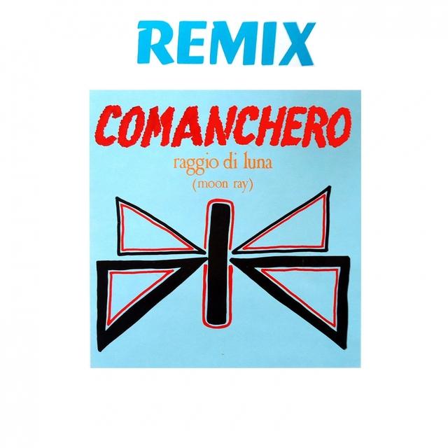 Couverture de Comanchero