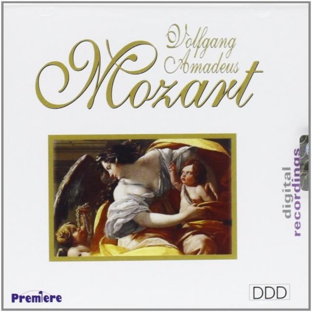 Wolfgang Amadeus Mozart Vol. 1