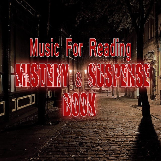 Music for Reading Mistery & Suspense Book