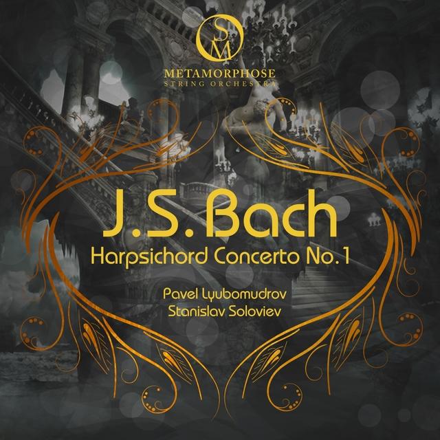 Bach: Harpsichord Concerto No. 1