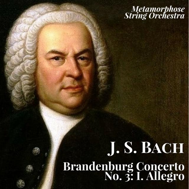 Brandenburg Concerto No. 3 in G Major, BWV 1048: I. —