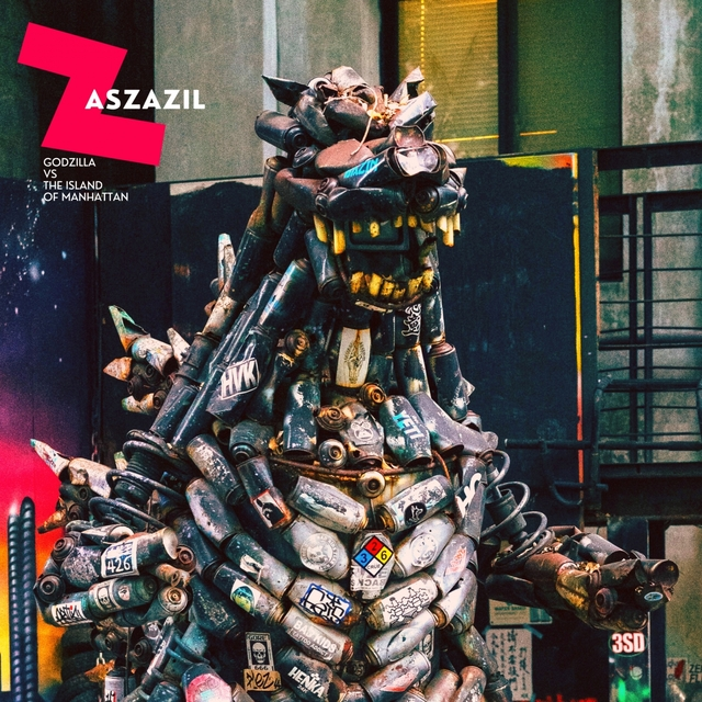 Godzilla vs. the Island of Manhattan