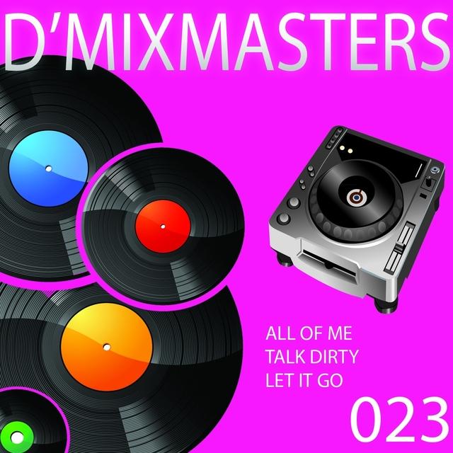 D'Mixmasters, Vol. 23