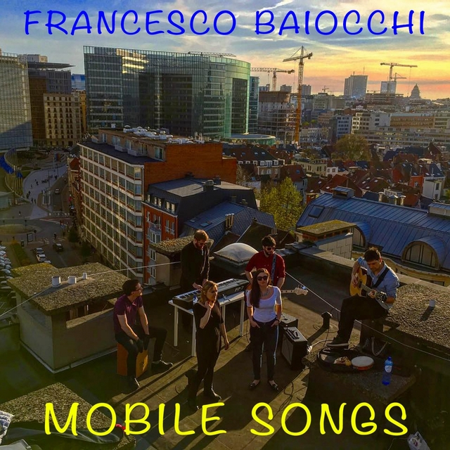 Couverture de Mobile Songs