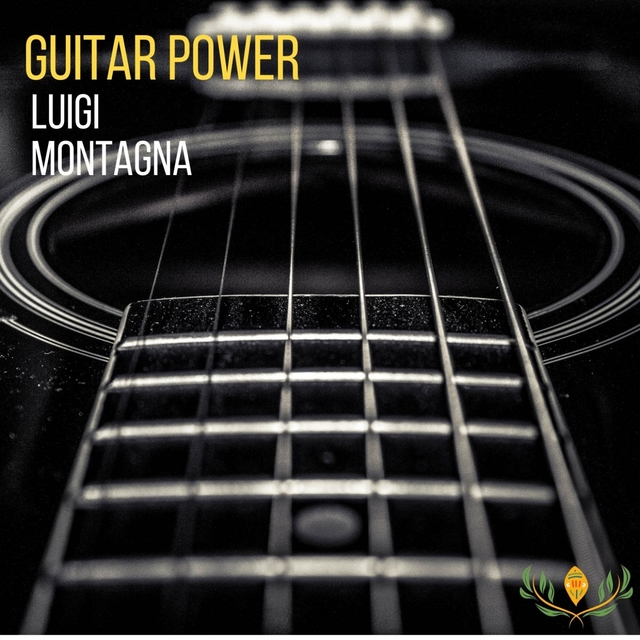 Couverture de Guitar Power