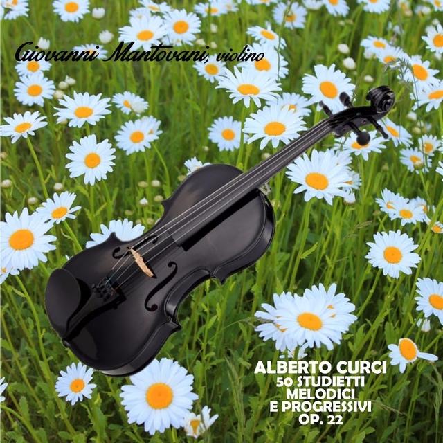 50 studietti melodici e progressivi, Op. 22