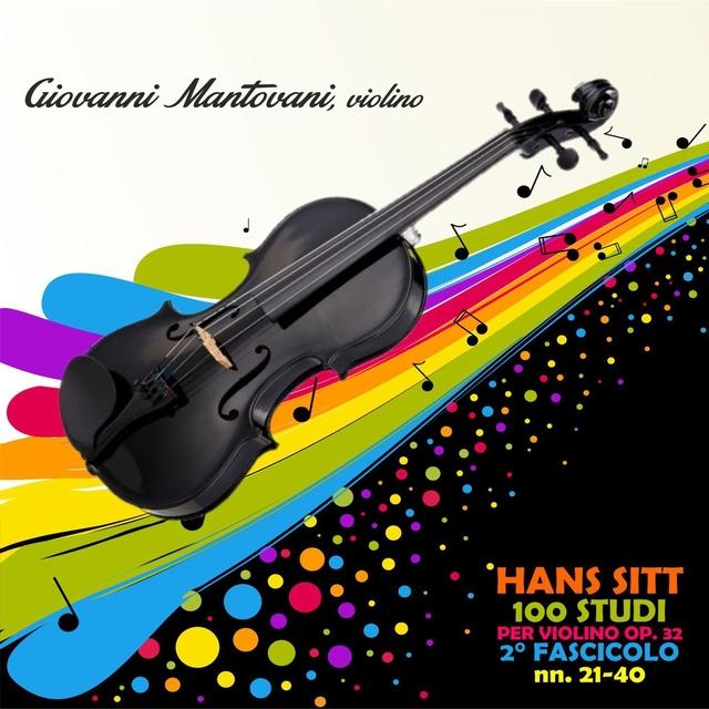 100 studi per violino op. 32 - 2° fascicolo
