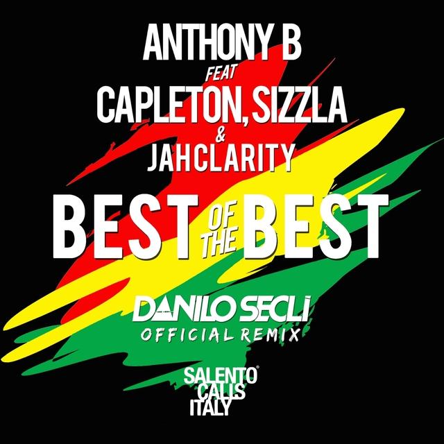Couverture de Best of the Best