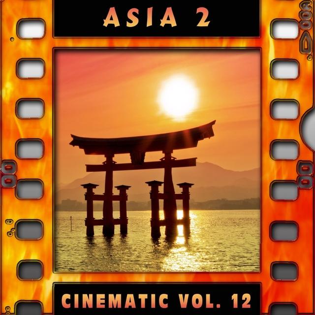 Asia 2 : Cinematic, Vol. 12